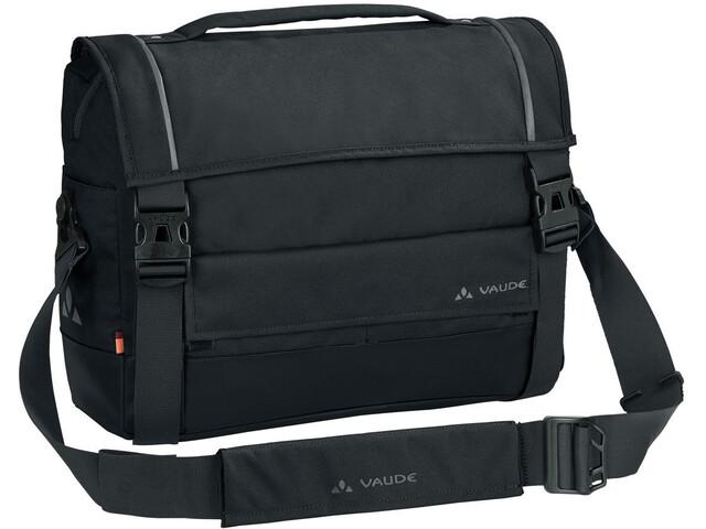 VAUDE Cyclist Messenger Bag L black